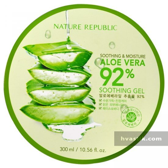 Гель с алое вера от Nature Republic