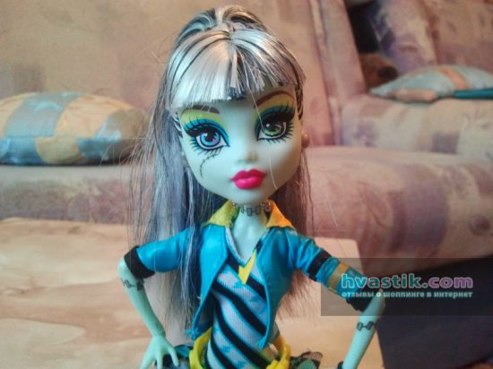 куклы Monster High с Ebay
