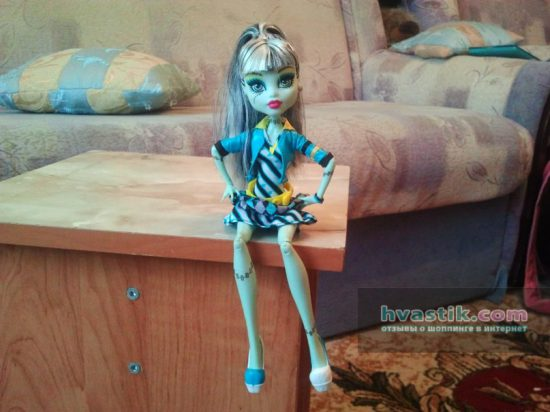 кукла Monster High с Ebay фото
