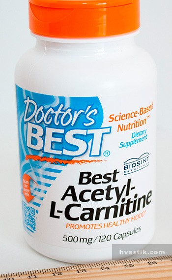 Doctors Best Acetyl L-Carnitine