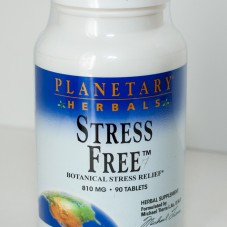 Planetary Herbal Stress Free с iherb