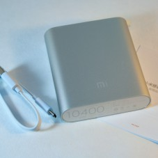 Отзыв о Xiaomi 10400mah power bank